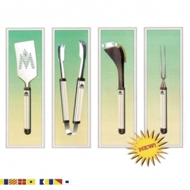 Ref: MGA 10-284 - Barbecue Ustensil Space Set