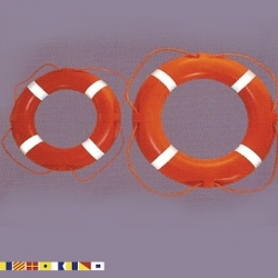 Ref: HR T030101 - Life Buoy 720MM 2.5KG Reflector Strip