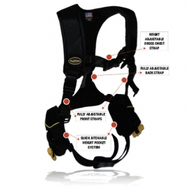 Ref: OX OWB-04-05 - Renegade Weight Harness System