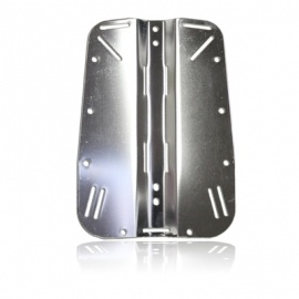 Ref: OX OWB-01-02 - Stainless Steel Backplate Medium