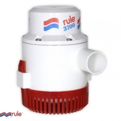 *Ref: RU 1- BILGE PUMP RULE 3700 GPH