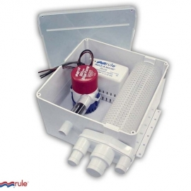 Ref: RU 97A- Shower Drain Kit Systems 500Gph
