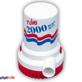 *Ref: RU 1- Bilge Pump Rule 2000 GPH