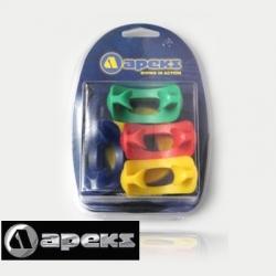 Apeks Colored Mouthpiece KIT
