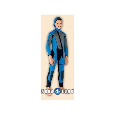 Ref: ST 664505 - Suit Salopette 5.5mm Flipper