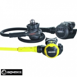 Ref: AP 0379-1 - APEKS FLIGHT KIT (REGULATOR + OCTOPUS)