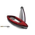 -Ref: BIC Y0710 - Kayak Bic Yakka 120 Red Inflatable