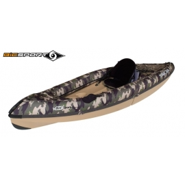 -Ref: BIC Y0712 - Kayak BIC Yakka 120 Explorer Inflatable