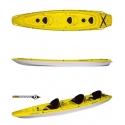 .Ref: BIC Y0810 - Kayak BIC Kalao Fishing Yellow