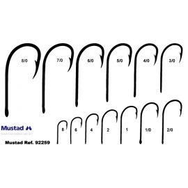 Ref: M 92259- Hook Ringed Nickel