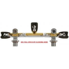.Ref: KX VMX300-34A-VE - Manifold 300Br Din