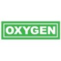 Ref: KX ST250 - Sticker Oxygen