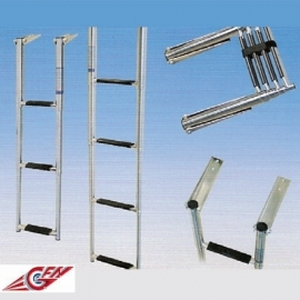 .Ref: HRD 130- Ladder Telesc. 3 Steps
