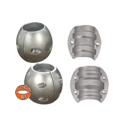 Anodes For Shaft