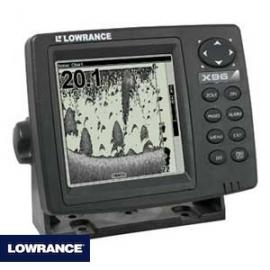 Ref: EA 11067 - GPS/FIshfinder X96