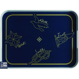 Ref: MBS 17020 - Rectangular Tray