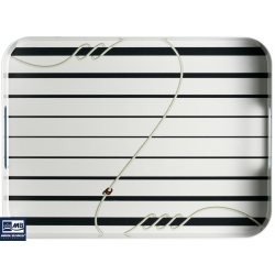 Ref: MBS 24012 - Rectangular Tray