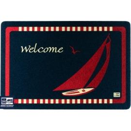 Entrance Mat 67x45cm Welcome