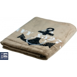 Ref: MBS 50001 - Squared Deck Towel + Pillow SND