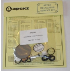 Ref: AP 0241 - service kit first stage