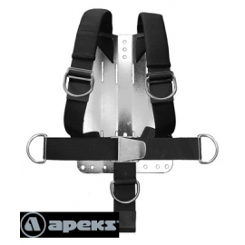 Ref: AP 0474 - Harness Apeks Deluxe 1 piece webbed