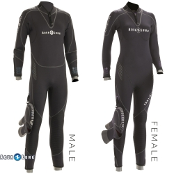 Ref: ST 66394 - Full Suit Balance Comfort 5.5mm