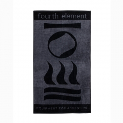 Ref: 4TH TBSH001 - BEACH TOWEL DIVER BLACK AND GREY 160X86mm