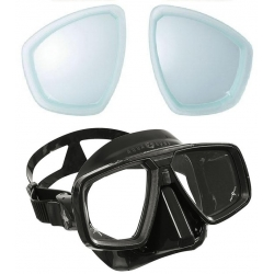 *Ref: AQI 1105 - corrective lenses for mask look II