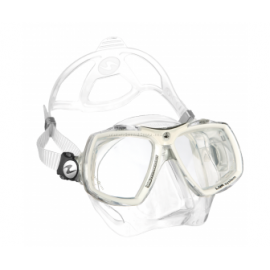 *Ref: AQI 112340 - mask look II silicone clear blue frame