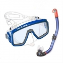 *Ref: AQI 118420 - combo mask ventura MIDI with snorkel heliox