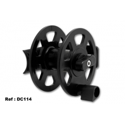 Ref: DE DC114 - reel horizontal