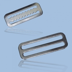 Belt Stop Stainless Steel Serrated