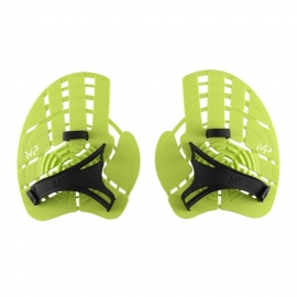 Ref: AS ST14311- - hand paddle strength neon