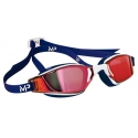 Ref: AS 139230 - google Xceed titanium mirror white /blue red lens