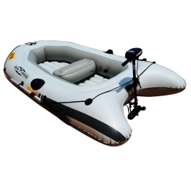 Ref: AM BT-88821 - Boat inflatable Motion 255cm with an electrical engine