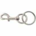 Ref: OMS A-490S - Stainless steel stage bottle clip