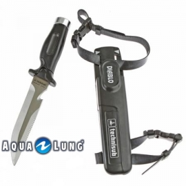 -Ref: TS 533140 - knife Diablo tool steel handle