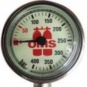 Ref: STI 1001 - SPG slim type short hose 400 bars