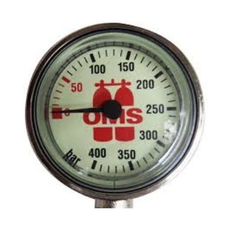 """Ref: OMS A 14118003 - SPG 63"""" 360 bars nickel chromed"""