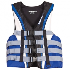 O'Brien life jacket 4 buckles nylon XS