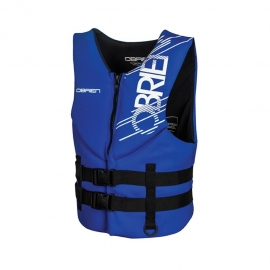 O'Brien Life Jacket Neoprene Blue Medium