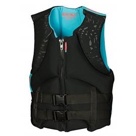 O'Brien life jacket neoprene spark flex lady