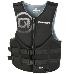 Ref: OB 211181- life jacket 4 buckles adjustable