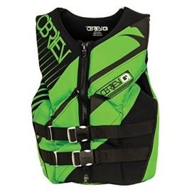 Ref: OB 2151181- life jacket neoprene Flex green