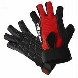 O'Brien Ski Gloves Red Skin