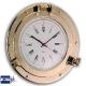 Ref: FS 229- Clock Port Hole Polished Brass