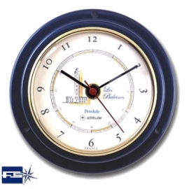 Ref: FS 2518 - Clock Fixed Face Blue