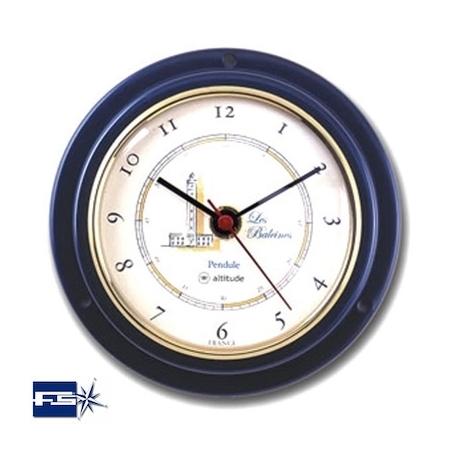 Ref: FS 2518 - Clock Fixed Face Blue