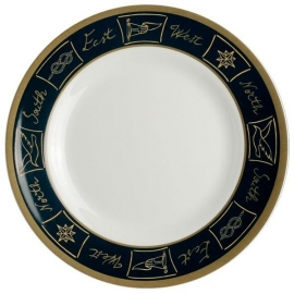 Ref: MBS 17001 - plate flat