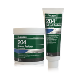 Clinazur Gelcoat Restorer Tube 250 g